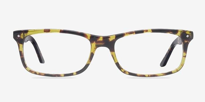 Tortoise Mandi -  Classic Acetate Eyeglasses