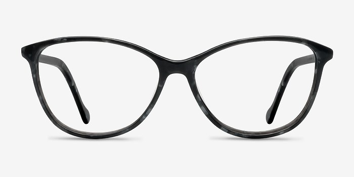 Gray Charlize -  Acetate Eyeglasses
