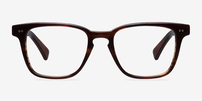 Brown Samson -  Acetate Eyeglasses
