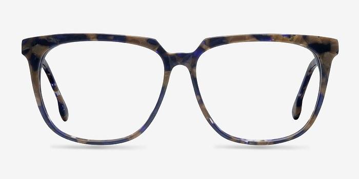 Blue Floral Capucine -  Fashion Acetate Eyeglasses