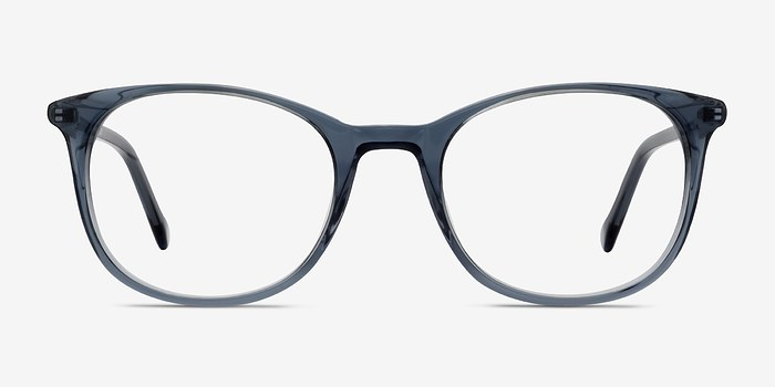 Blue Peppermint -  Fashion Acetate Eyeglasses