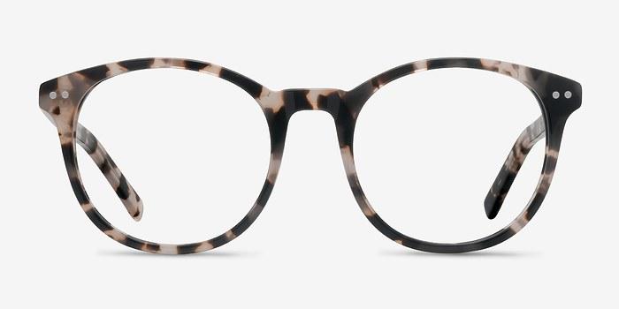Ivory Tortoise Primrose -  Acetate Eyeglasses