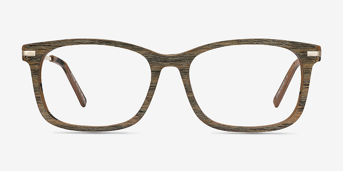 Brown Phase -  Acetate Eyeglasses