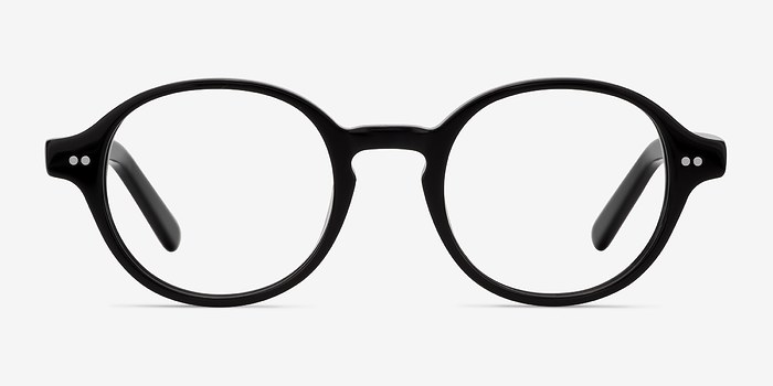 Black Homer -  Acetate Eyeglasses