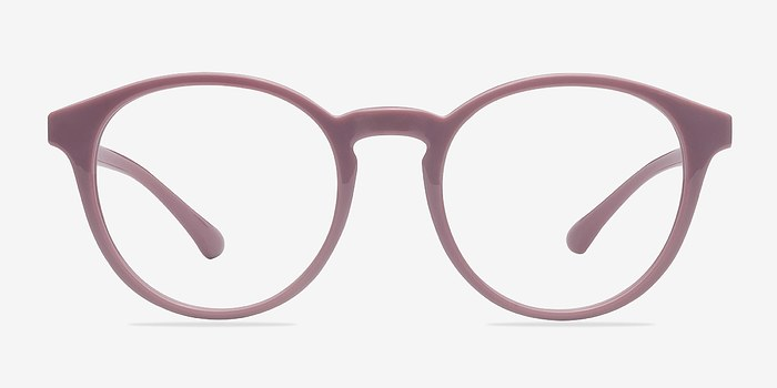 Purple Bright Side -  Classic Plastic Eyeglasses
