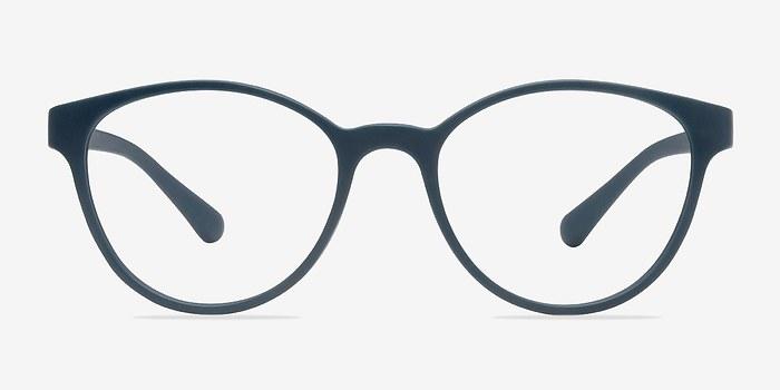 Matte Green Palette -  Classic Plastic Eyeglasses