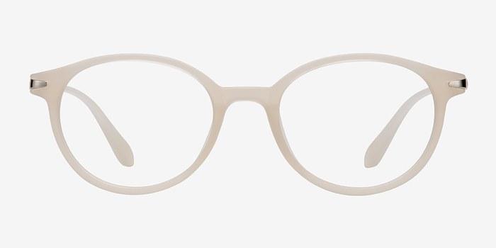 Clear White Indigo -  Plastique Lunettes de Vue