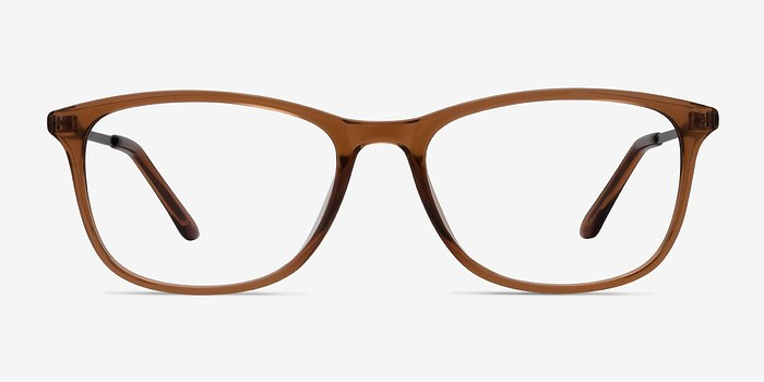Brown Oliver -  Plastic Eyeglasses