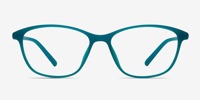 Matte Green District -  Plastic Eyeglasses