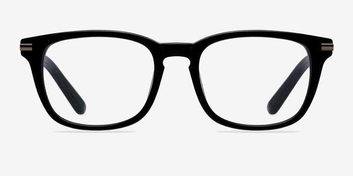 Black Infinity -  Fashion Acetate Eyeglasses