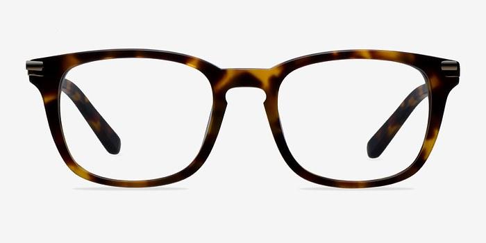 Tortoise Infinity -  Geek Acetate Eyeglasses