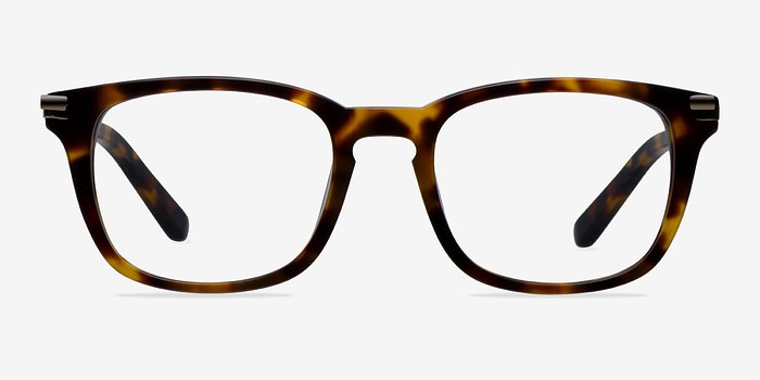Tortoise Infinity -  Fashion Acetate Eyeglasses