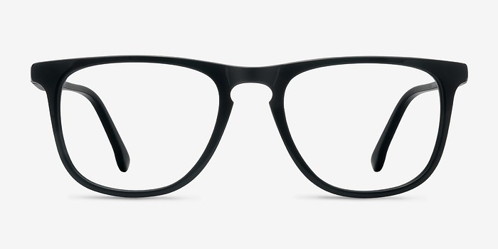 Black Planes -  Acetate Eyeglasses