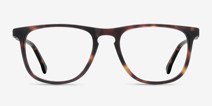 Tortoise Planes -  Geek Acetate Eyeglasses