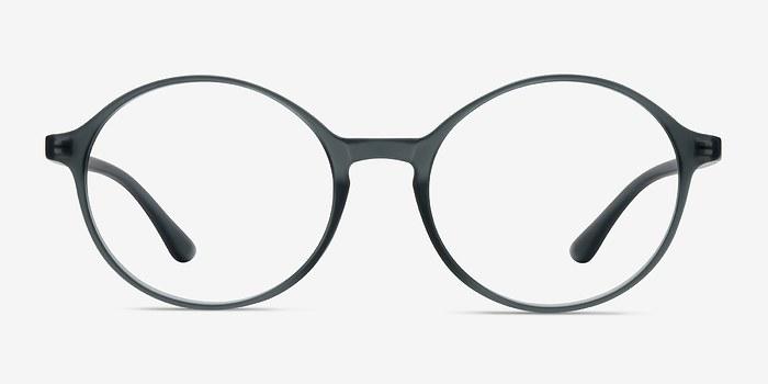 Matte Gray  Poetic -  Plastic Eyeglasses