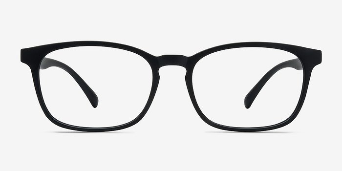 Matte Black Forest -  Plastic Eyeglasses
