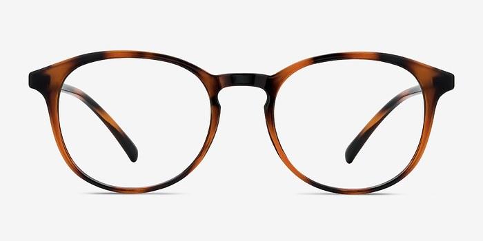 Tortoise Brace -  Plastic Eyeglasses