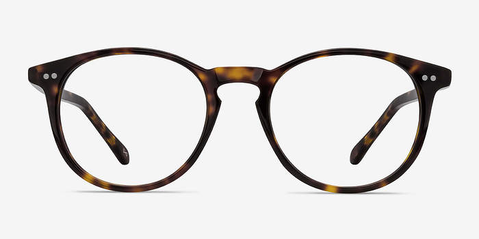 Tortoise Prism -  Acetate Eyeglasses