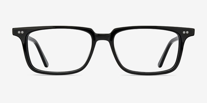 Black Wing -  Acetate Eyeglasses