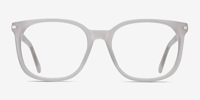 White Absolutely -  Acetate Eyeglasses