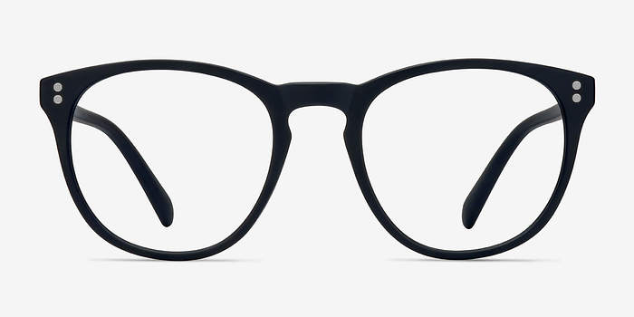 Navy Legendary -  Plastic Eyeglasses