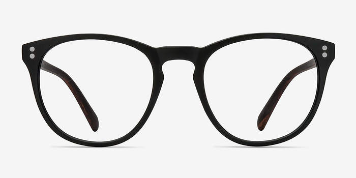 Black & Brown Legendary -  Plastic Eyeglasses