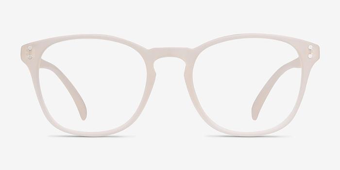 Matte White Myth -  Plastic Eyeglasses