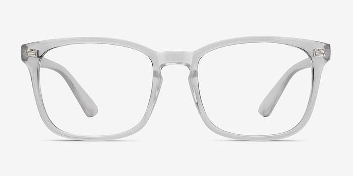uptown clear plastic eyeglasses eyebuydirect. Black Bedroom Furniture Sets. Home Design Ideas