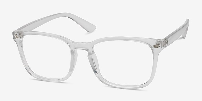 Large frames are also one of the best styles for any type of face shape. 5. Wear them in indoors: Clear glasses frames are not meant to be worn as sunglasses. The frame reflects sunlight and the clear lenses expose your eyes to direct sunlight. Indoor events, on the .