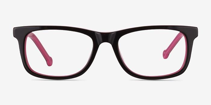Purple Typist -  Acetate Eyeglasses