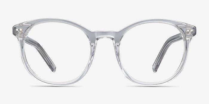 Gray Clear PRIMROSE -  Acetate Eyeglasses