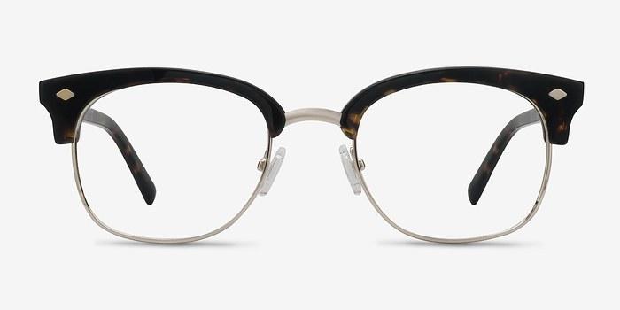 Dark Tortoise  Japan Morning -  Designer Acetate Eyeglasses