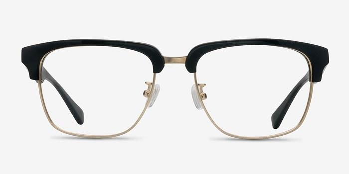 Black Arcade -  Designer Acetate Eyeglasses