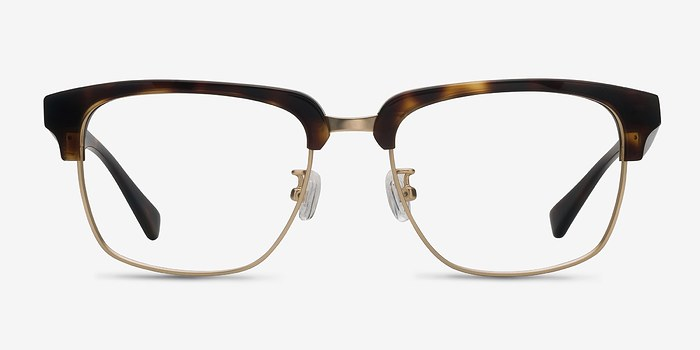 Tortoise Arcade -  Designer Acetate Eyeglasses