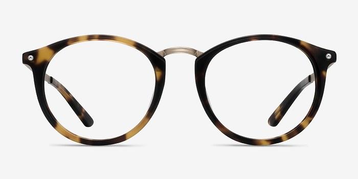 Tortoise La Femme -  Designer Acetate Eyeglasses