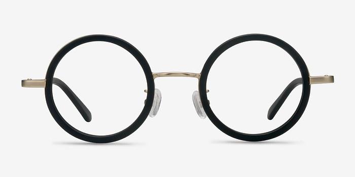 Black Roaring -  Designer Acetate Eyeglasses