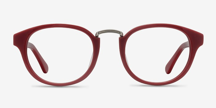 Red Micor -  Acetate Eyeglasses