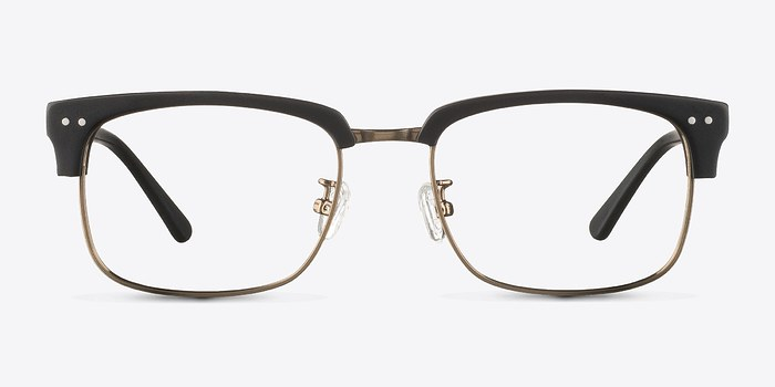 Black The Woods -  Designer Acetate Eyeglasses