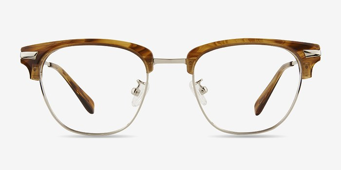 Brown Identity -  Designer Acetate Eyeglasses