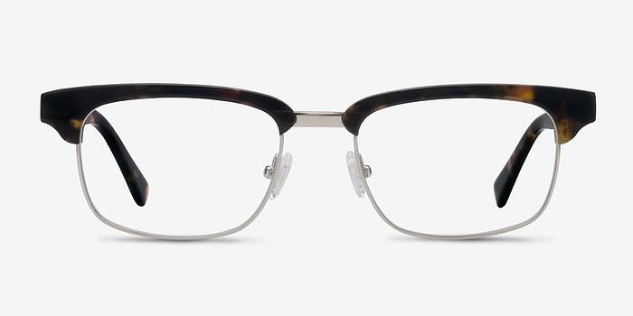 Tortoise Levy -  Designer Acetate Eyeglasses