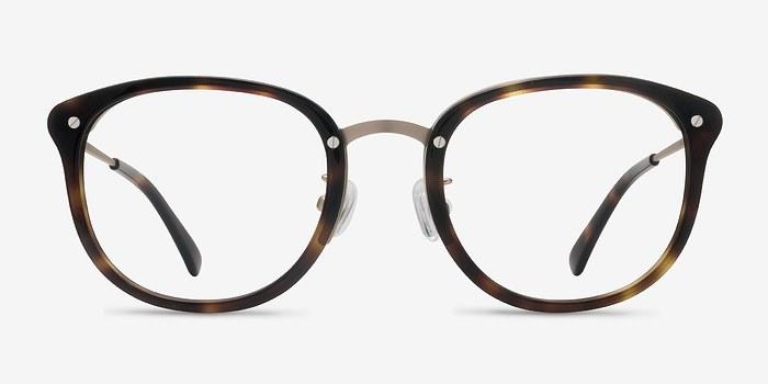 Tortoise Sakura -  Designer Acetate Eyeglasses