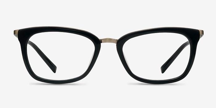 Black Marlene -  Acetate Eyeglasses