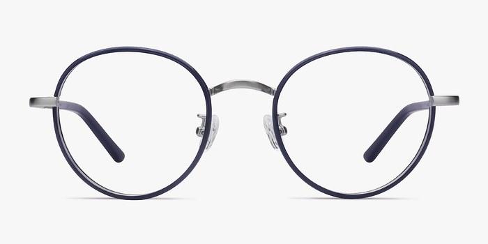 Navy Anywhere -  Designer Acetate Eyeglasses