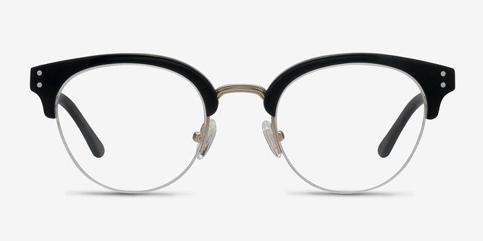 Black Eloise -  Designer Acetate Eyeglasses