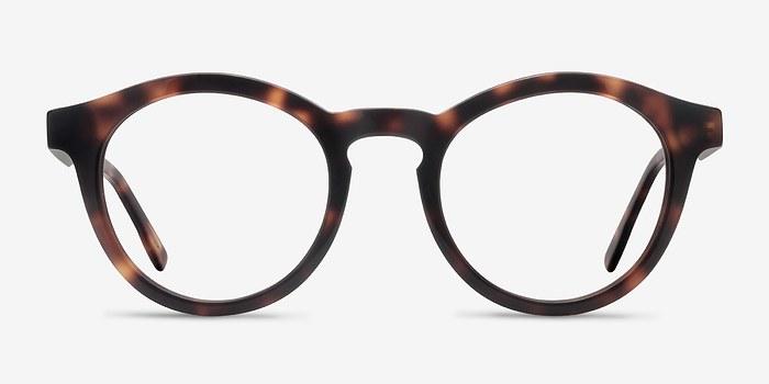 Tortoise Twin -  Acetate Eyeglasses