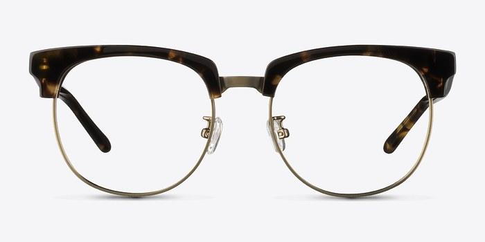 Tortoise Skyscraper -  Geek Acetate Eyeglasses