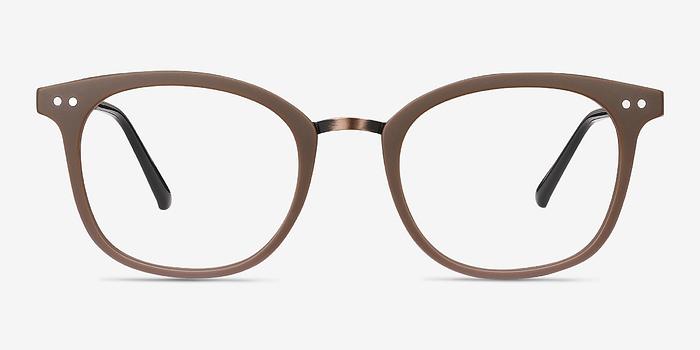 Brown Lyric -  Plastic Eyeglasses