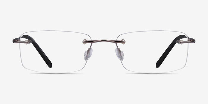 Gunmetal Dimension -  Lightweight Titanium Eyeglasses