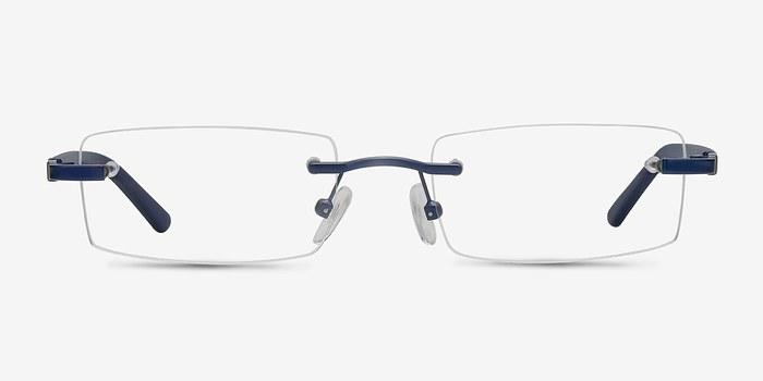 Blue Montecelio -  Lightweight Metal Eyeglasses