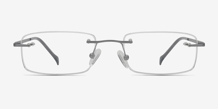 Gray Paragon -  Lightweight Titanium Eyeglasses